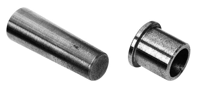 TWO PIECE TUBE PLUGS