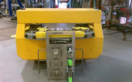 DIAMOND WIRE SAW - ROV